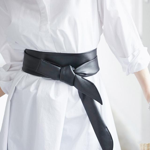 【Sash belt】レディース サッシュ ベルト