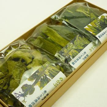 【まるごとわかめの海藻スナック】能登の食べる海藻図鑑