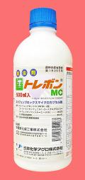 【殺虫剤】トレボンMC(500ml)  【7,000円以上購入で送料0円 安心価格】