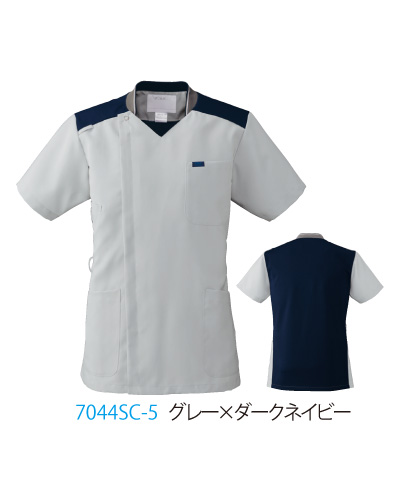 7044SC FOLK(フォーク) メンズ ジップスクラブ [2017年新商品]