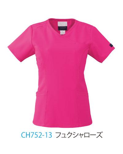 CH752 FOLK(フォーク)×CHEROKEE(チェロキー) レディス スクラブ [2017年新商品]