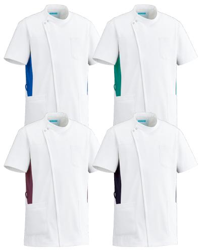 057 メンズジャケット半袖 KAZEN・カゼン 2017年新商品
