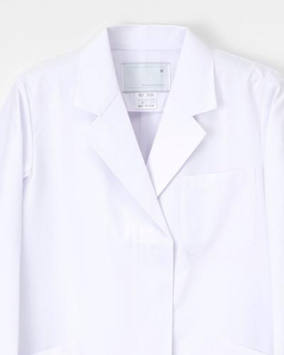 KEX-5130 ナガイレーベン(nagaileben)ケックスター レディス診察衣シングル型
