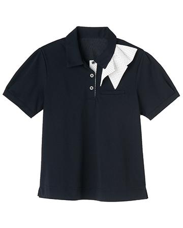 ESP-403 ハートグリーン(HEARTGREEN) ポロシャツ