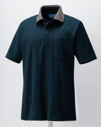 KZN217 KAZEN(介護・ワーク) ポロシャツ 男女兼用 2017年新商品
