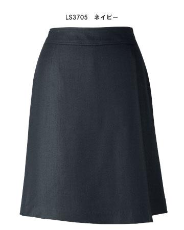 【送料無料】LS3705 BON スカート  医療事務  エステ  受付用