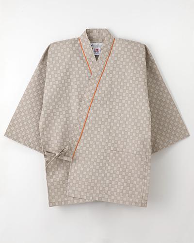RG-1451 ナガイレーベン(nagaileben) 患者衣 上衣じんべい型