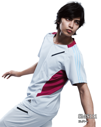 SMS111 adidasアディダス スクラブ男女兼用