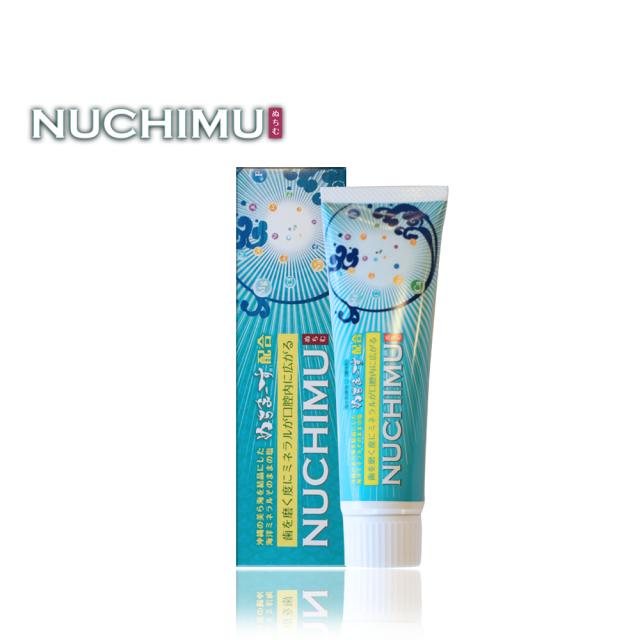 薬用歯磨き「NUCHIMU」