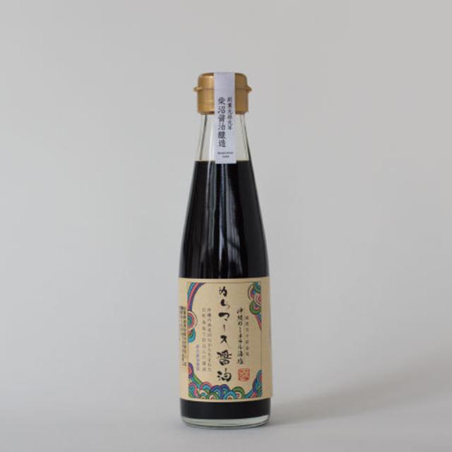 ぬちまーす醤油(200ml)