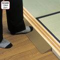Lスロープ 2本入 対応段差1.5cm・2cm【介護用品:屋内スロープ】