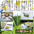 【父の日特別ギフト】茶畑オーナー権(一年コース)