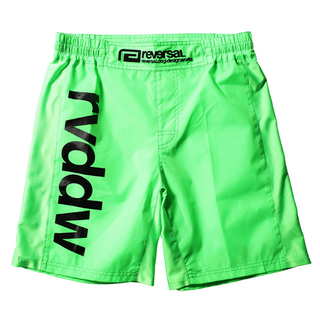 NEON COLOR FIGHT SHORTS