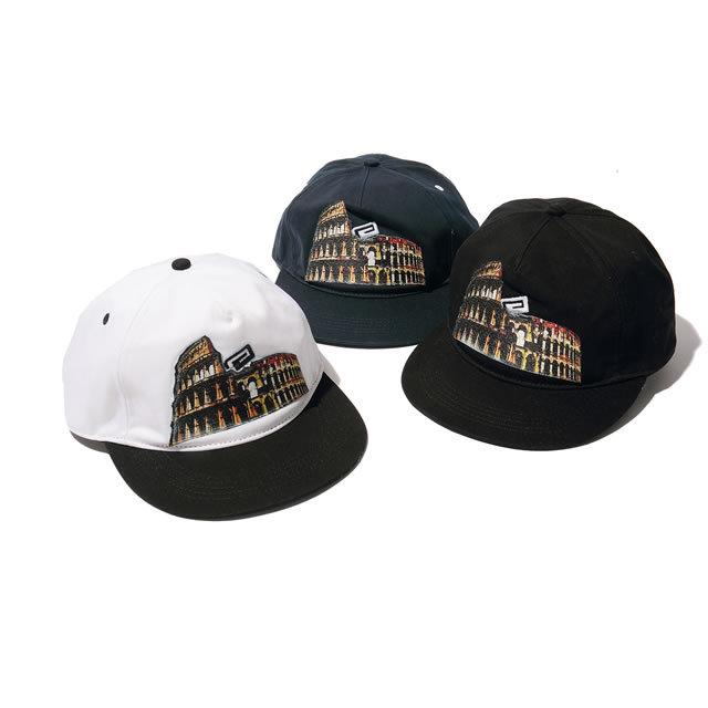 COLOSSEUM EMB BB CAP