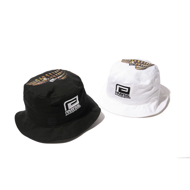 COLOSSEUM EMB BUCKET HAT