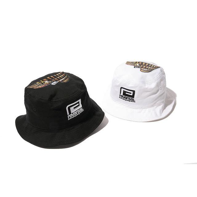 COLOSSEUM EMB BUCKET HAT