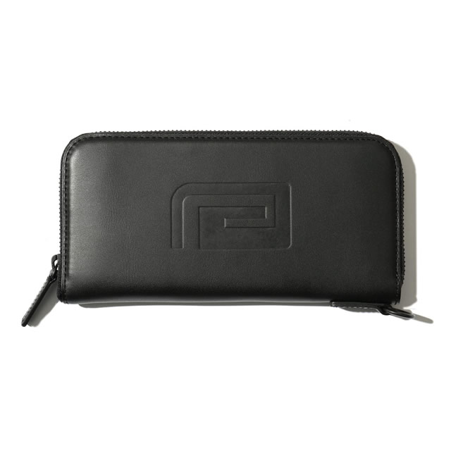 ALL BLACK BIG MARK WALLET