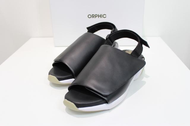 ORPHIC/オルフィック CG WRAP ブラック CGW01A17