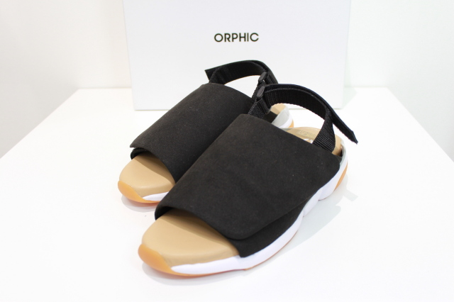 ORPHIC/オルフィック CG WRAP ブラックスエード CGW02A17