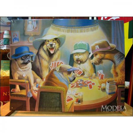 犬たちのトランプ
