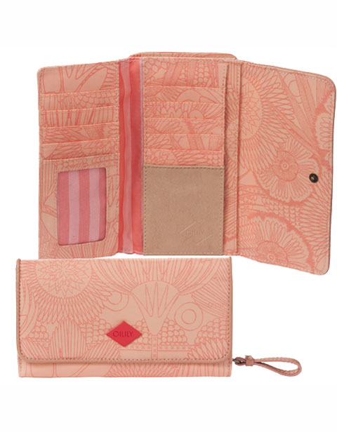 【OES6139-110】Oilily L Wallet Marshmallow