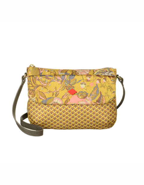 【OES6174-018】Oilily XS Shoulder Bag Sun Blossom
