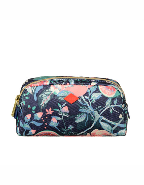 【OES6176-547】Oilily Pouch Lagoon Flower