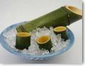 竹酒・竹とっくりセット