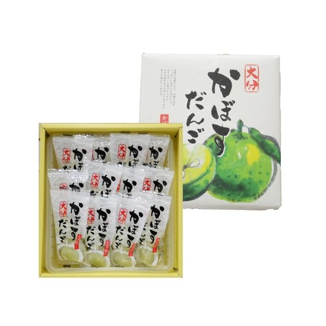 かぼすだんご 12串(24個入)