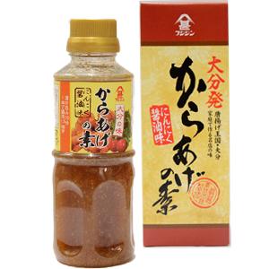 フジジン 大分郷土料理【からあげの素(にんにく醤油味)260ml】