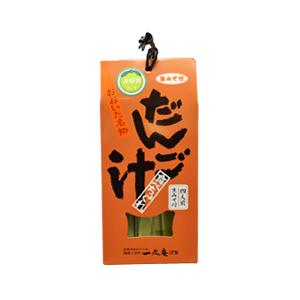 大分中津 元祖かぼすうどん本舗 【一久庵 だんご汁(かぼす麺)】
