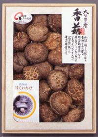 大分県産乾燥椎茸【香こ詰合せ】200g