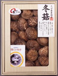 大分県産乾燥椎茸【冬こ詰合せ】135g