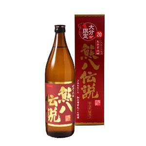 【芋焼酎】久家本店 『熊八伝説』~甘太くんを使用した芋焼酎~