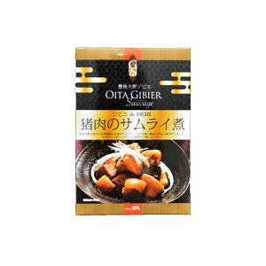 OITA GIBIER Sauvage【猪肉のサムライ煮】