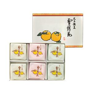 大分銘菓 雪月花(6包)