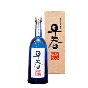 【大分空港限定酒】久家本店 清酒 早春(純米酒)