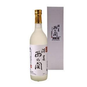 【清酒】萱島酒造 西の関特別本醸酒『淡美』