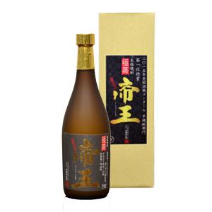 【芋焼酎】赤嶺酒造 帝王