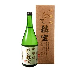 【清酒】三和酒類 吟醸酒『わかぼたん・秘宝』