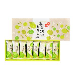 柚子胡椒クランチ 8本入