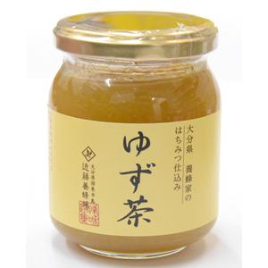 近藤養蜂場【ゆず茶】
