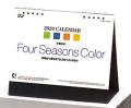 卓上カレンダー2017年名入れ用  『NK-565卓上カレンダーFor Seasons Color』新企画