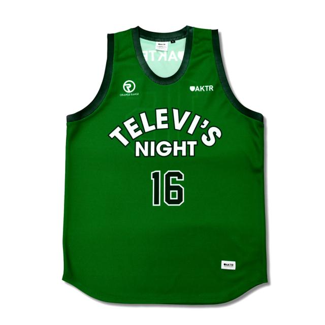 216-067001 / AKTR TV NIGHT 016 GAME TK/ アクター テレビズナイト ゲームタンク オレンジレンジ