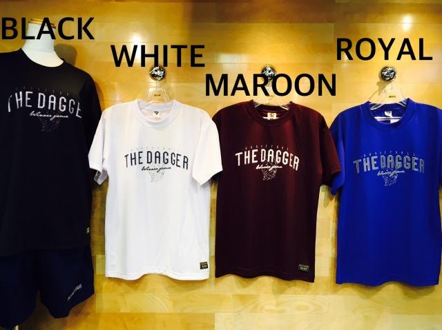 (DGR601)THE DAGGER  STEP BY STEP  オリジナルTシャツ