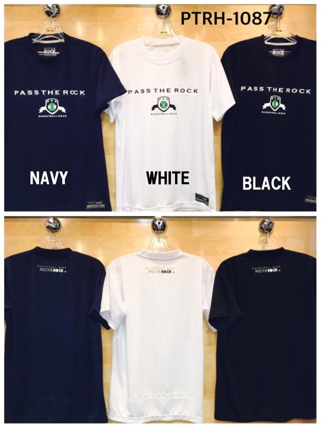 (PTR-1087)パスザロック PASS THE ROCK Tシャツ BASKETBALL バスケットボール