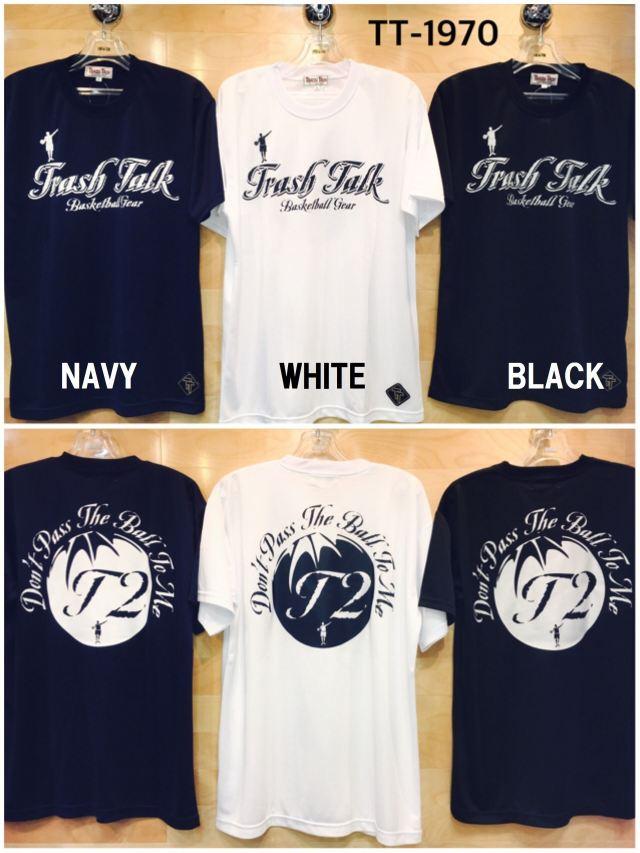 (TT-1970) TRASH TALK Tシャツ バスケットボールウェア