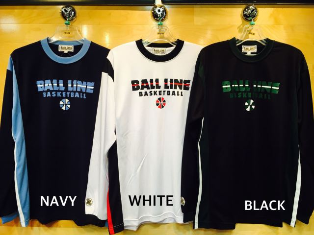 (BT-6865)BALL LINE ロングスリーブシャツ/ボールライン ロングスリーブシャツ