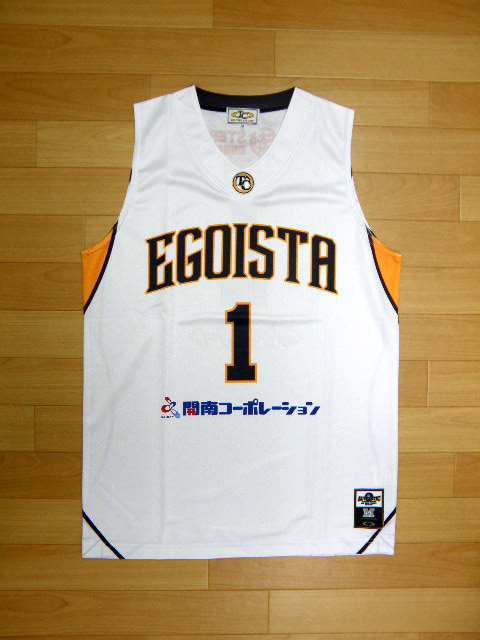 【デザインサンプル】 EGOISTA(クラブチーム) 昇華ユニフォーム(淡色)