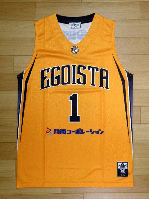 【デザインサンプル】 EGOISTA(クラブチーム) 昇華ユニフォーム(濃色)